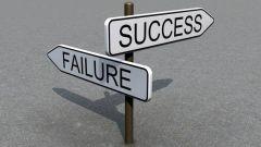 Что делать с неудачами