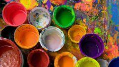 Как определить вязкость краски