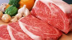 Как приготовить мраморную говядину