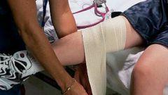 Как лечить больные колени