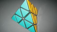 Как собрать молдавскую пирамидку