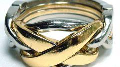 Как разобрать головоломки с кольцом
