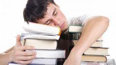 Что делать, чтобы не хотелось спать