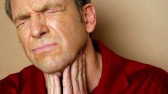 Почему болит горло