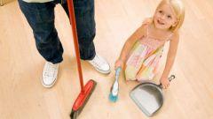 Как научить ребенка трудиться