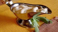 Как приготовить соус к картофелю