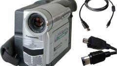 Как подключить цифровую видеокамеру