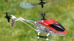 Как собрать модель вертолета