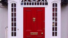 Как уплотнить входную дверь