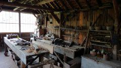 Как оборудовать домашнюю мастерскую