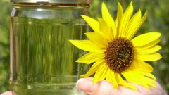 How to remove sunflower oil
