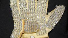 Как сделать перчатку Майкла Джексона