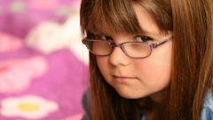 Как подобрать очки для ребенка