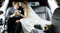 Как взять напрокат автомобиль на свадьбу