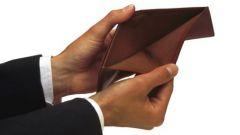 Как доказать банкротство лица
