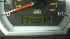 How to determine the real mileage of the car