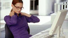Что делать при боли в шее