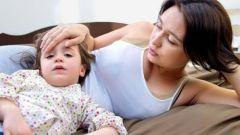 Что делать, если у ребенка высокая температура