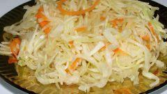 Как посолить вкусно капусту