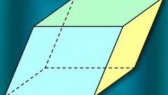 Как узнать объем параллелепипеда
