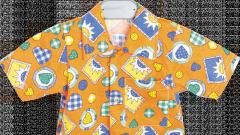 Как сшить ребенку рубашку