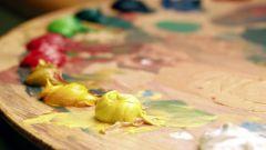 Как научиться писать маслом