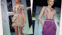 Как сшить юбку-тюльпан по выкройке