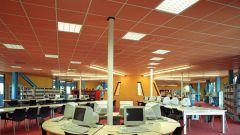 Как собрать потолок