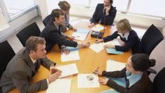 Как провести деловое совещание