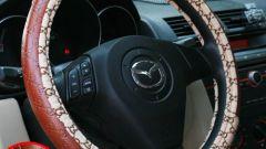 Как надеть чехол на автомобильный руль