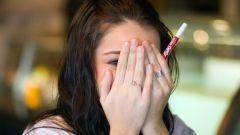 Почему краснеют щеки