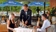 Как общаться с администратором ресторана