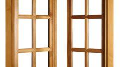 Как сделать деревянные оконные рамы