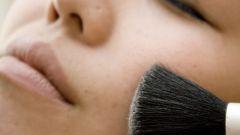 Как наносить румяна в зависимости от формы лица