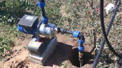 Как забить скважину на воду
