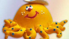 Как лепить игрушки из глины