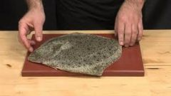 How to pickle flounder