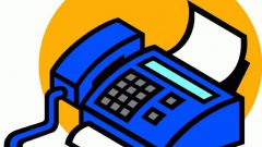 How to dial a Fax number