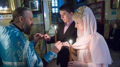 Как проводить обряд венчания в церкви