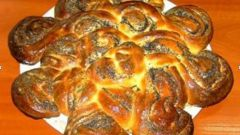 Как приготовить пирог из мака