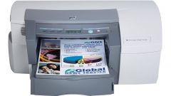 Как прочистить головку струйного принтера HP