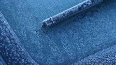 Почему стекла замерзают