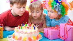 Как оформить детский торт