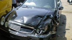 Как снять аварийный автомобиль с учета