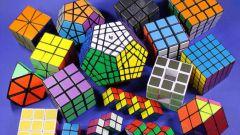 Как собирать головоломки Рубика