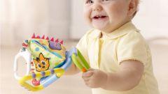 Как сделать развивающую игрушку для малыша