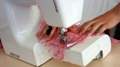Как сшить пышное детское платье