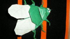 Как сделать фигурку оригами