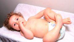Как лечить колики у детей