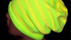 Как связать шапку-колпак